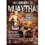 Muay Thai Legends The Best of Farid Villaume [DVD]